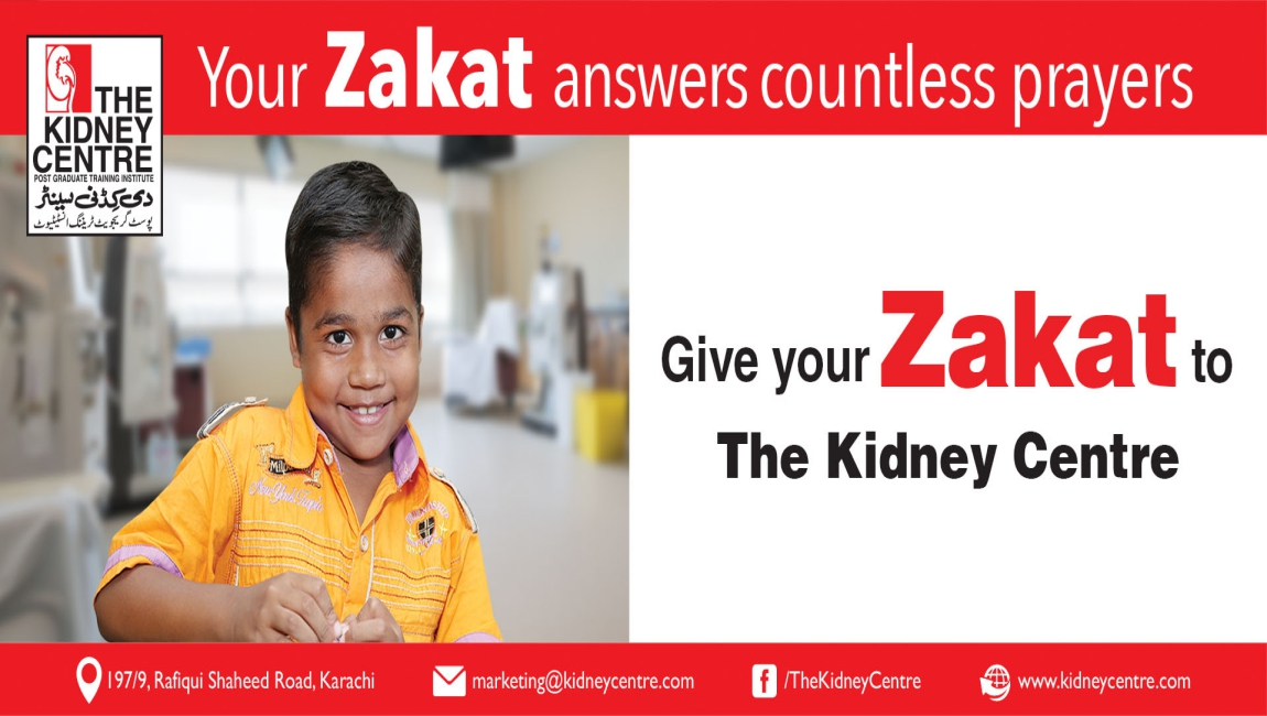 Your Zakat is our Lifeline